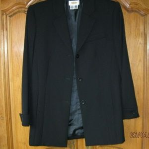 TALBOTS LADIES JACKET SIZE 6 PETITE PRE-OWNED